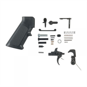 Alg Defense Ar-15 Alg Trigger With Dpms Lower Parts Kit