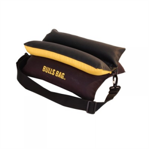 "Bulls Bag Shooting Rest 15"", Black Gold, Bench Style"