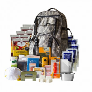 Wise Foods Five Day Emergency Survival Kit W/Food & Water For 1-Person,Camo