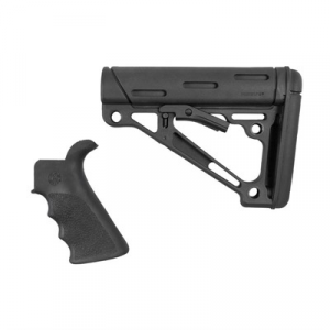 Hogue Ar-15 Finger Groover Grip W/Collipsible Mil-Spec Buttstock