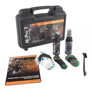 Bushnell M-Pro 7 Tactical 3 Gun Cleaning Kit