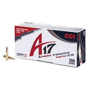 Cci 17 Hmr 17gr Varmint Tip Ammunition