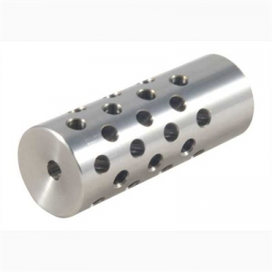 Shrewd #4 Muzzle Brake 22 Caliber