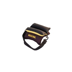"Bulls Bag Shooting Rest 10"", Black Gold-Field Style"