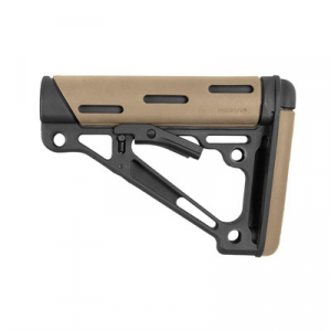 Hogue Ar-15 Overmolded Buttstock Collapsible Commercial Rubber