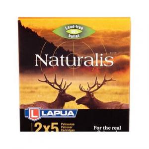 Lapua Naturalis Ammo 338 Lapua Magnum 231gr Lead-Free Polymer Tip