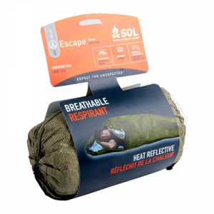 Adventure Medical Kits Sol Escape Bivvy In Od Green