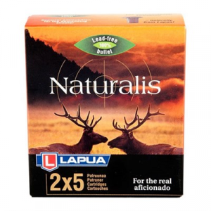 Lapua Naturalis Ammo 9.3mmx74r 270gr Lead-Free Polymer Tip