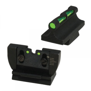 Hiviz Ruger~ 10/22~ Litwave Sight Set