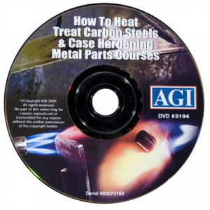 Agi Heat Treating And Case Hardening Dvd