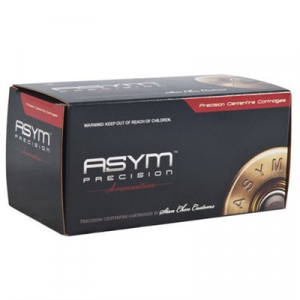 Asym Precision Ammunition Tactical Match Grade Ammo 223 Remington 77gr Otm Bthp