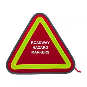 G.P.S. Roadway Hazard Markers Concealment Case