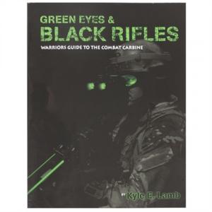 Viking Tactics Green Eyes & Black Rifles