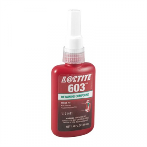 Loctite 603 Oil Tolerant Retaining Compound