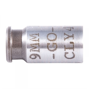 Clymer 9mm Luger Go Clymer Headspace Gauge
