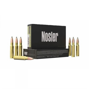 Nosler, Inc. E-Tip Lead Free Ammo 30-06 Springfield 180gr E-Tip