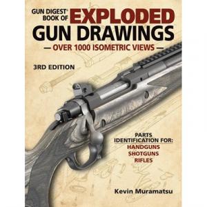 Gun Digest Exploded Gun Drawings