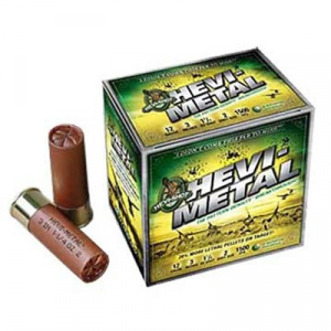 "Environ-Metal Inc. Hevi-Shot Metal Ammo 12 Gauge 3"" 1-1/4 Oz #6 Shot"