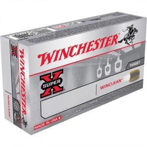 Winchester Winclean Ammo 40 S&W 165gr Beb