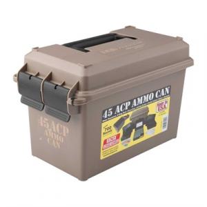 Mtm Ammo Can 45acp Polymer Tan