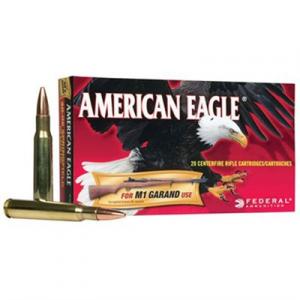 American Eagle American Eagle Ammo 30-06 Springfield (M1 Garand) 150gr Fmj