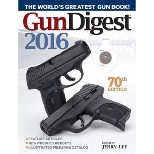 Image of Gun Digest Gun Digest 2016