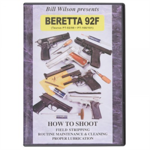 Wilson Combat Beretta 92f Maintenance Dvd