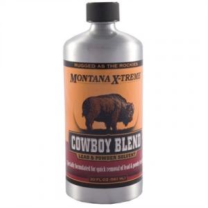 "Western Powders, Inc. Montana X-Treme ""cowboy Blend"" Lead & Powder Solvent"