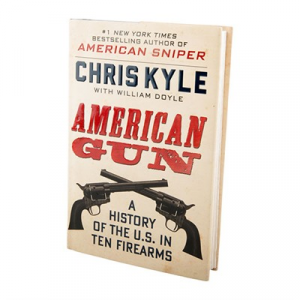Harper Collins Publisher Chris Kyle: American Gun