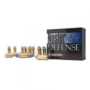 Nosler, Inc. Defense Ammo 45 Acp +p 230gr Jhp