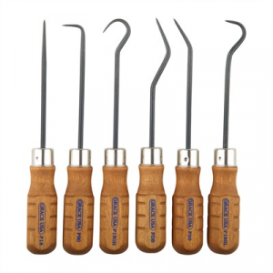 Grace Usa 6 Piece Hook And Pick Set