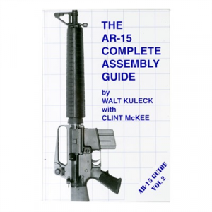 Scott A. Duff Ar-15 Complete Assembly Guide
