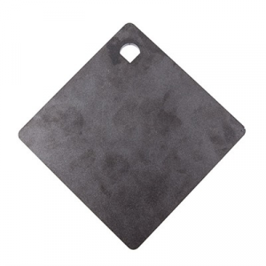 "Cts Targets 1/4"" Ar500 Square Pistol Targets"