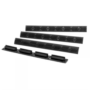 Ergo Grips Ar-15 M-Lok Wedgelock Rail Cover Polymer