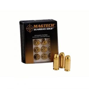 Magtech Ammunition Guardian Gold Ammo 40 S&W 155gr Jhp