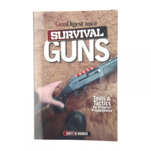 Image of Gun Digest Book Of Survival Guns