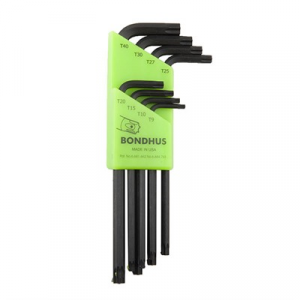Bondhus Prohold Star Tip L-Wrenches