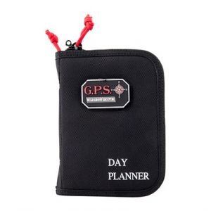 G.P.S. Day Planner Concealment Case