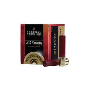 "Federal Premium Personal Defense Ammo 410 Bore 2-1/2"" #000 Shot"