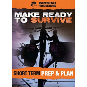Panteao Productions Make Ready To Survive: Short Term Prep & Plan