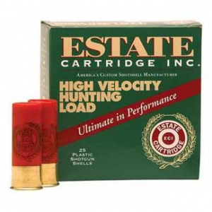 "Estate Cartridge Inc. High Velocity Hunting Ammo 20 Gauge 2-3/4"" 1 Oz #4 Shot"