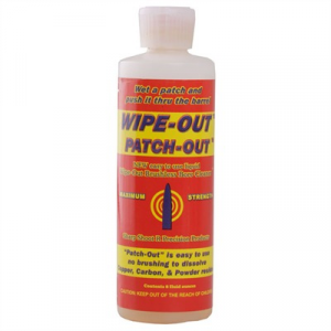 Sharp Shoot R Wipe-Out Patch-Out