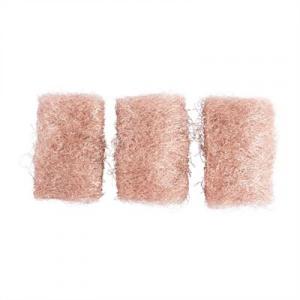 White Distribution Bronze Wool