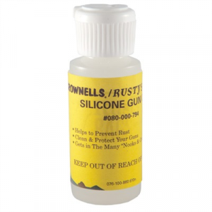 Brownells/Rustys Rags Silicone Gun Oil