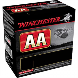 "Winchester Aa Low Recoil Ammo 12 Gauge 2-3/4"" 1 Oz #8 Shot"