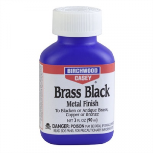Birchwood Casey Brass Black