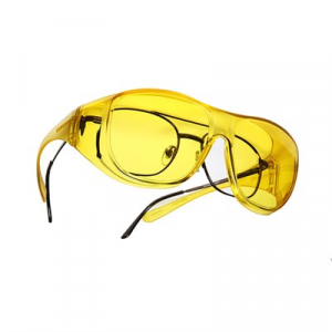 Live Eyewear Inc Overx Large Shooting Glasses