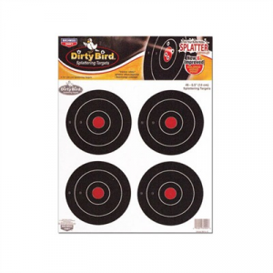 "Birchwood Casey ""dirty Bird"" Targets"