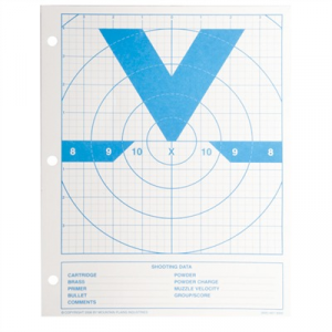 Mountain Plains Industries Mt. Plains Victory Rifle & Handgun Targets