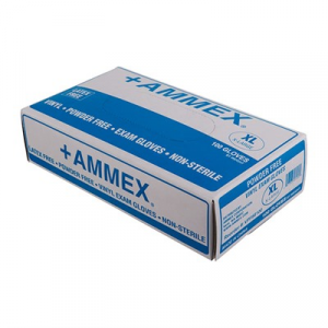 Ammex Corp. Vinyl Exam Gloves